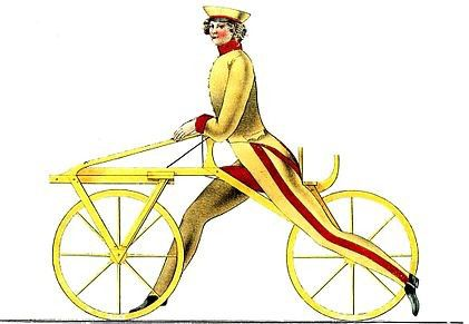 High-wheelers, Velocipedes and Bicycle-Face: Bikes Throughout History